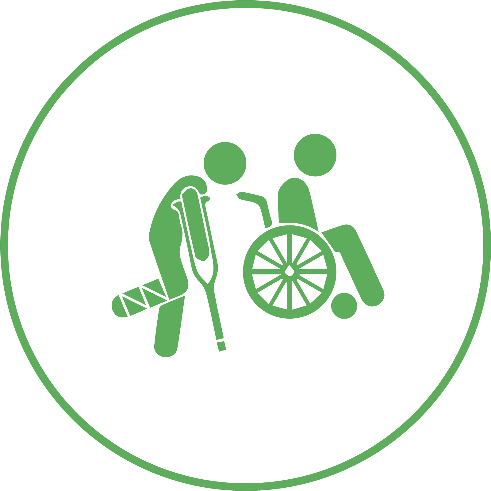 Disabled/Medical case passengers