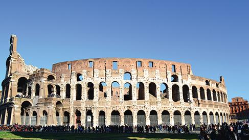 Rome Fiumicino